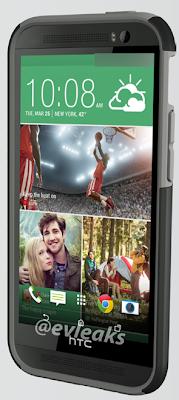 HTC One (2014) rugged case