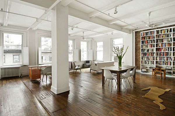 Wealthre manhattan new york property blog loft living for Loft soho new york