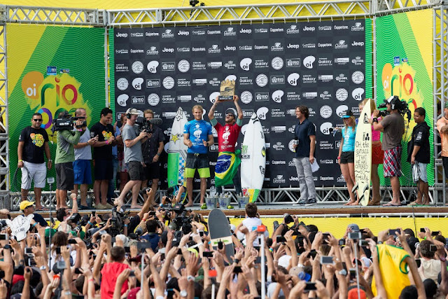 0 Filipe Toledo Oi Rio Pro WSL  Kelly Cestari