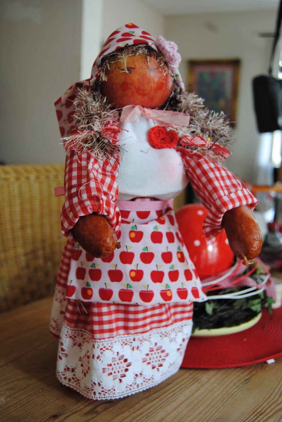 Karlas chaosecke ein nettes mitbringsel f r den herrn for Weihnachtsdeko geschenke