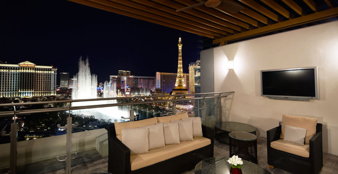 The Hopeful Traveler The Cosmopolitan Of Las Vegas Room Categories