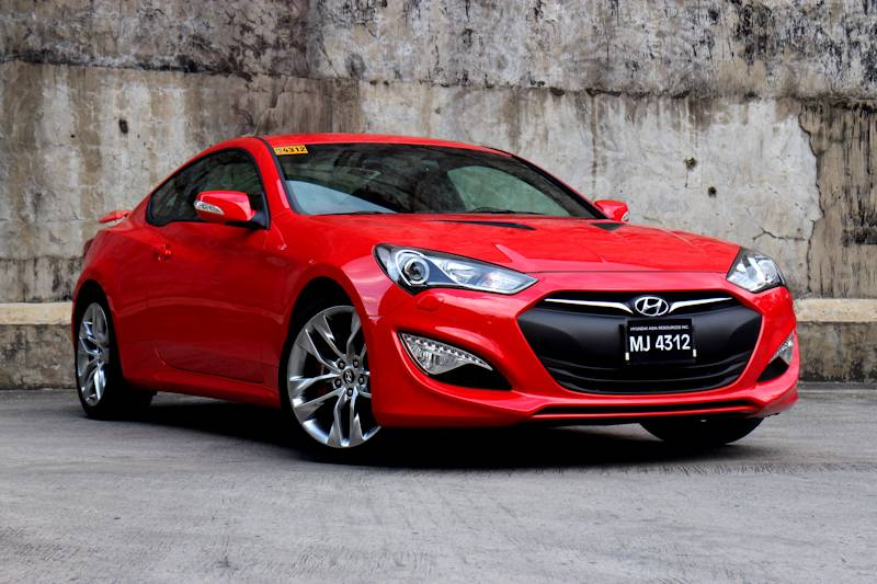 Hyundai Genesis Sports Car Price Philippines
