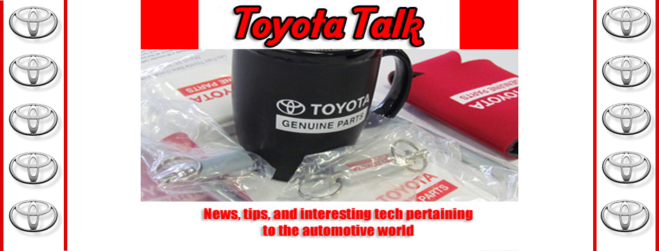Toyota Talk Blog