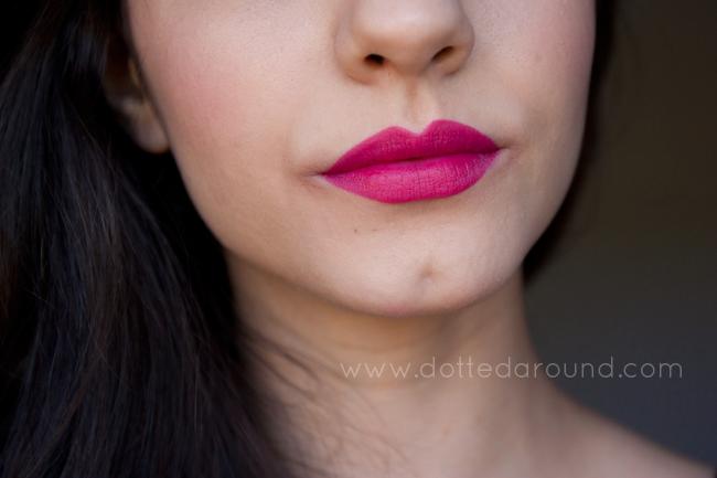 mac pleasure bomb lipstick swatch
