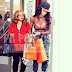 Photo: Dencia, her boobs and her grandma go shopping in L.A