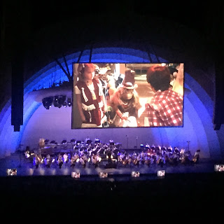 et hollywood bowl la philharmonic john williams movies