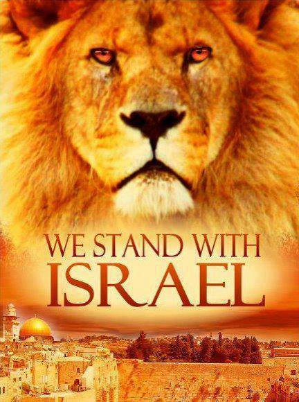 The Lord favors Israel. So do we.