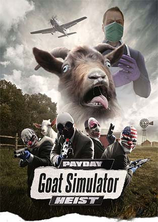 Goat Simulator PAYDAY Download for PC