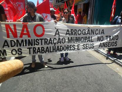 Manifestação em Fortaleza 2014