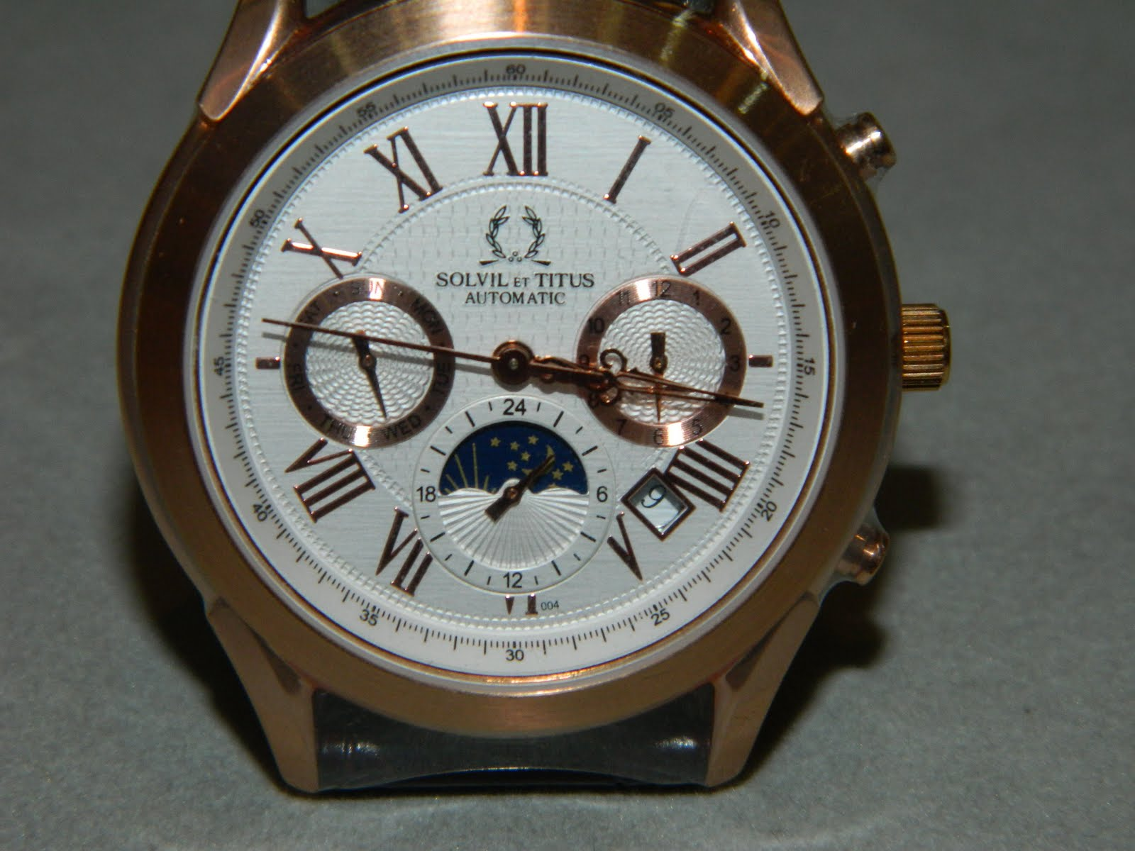 Titus - The Electric Watch Web Site! Early Electric, Electronic