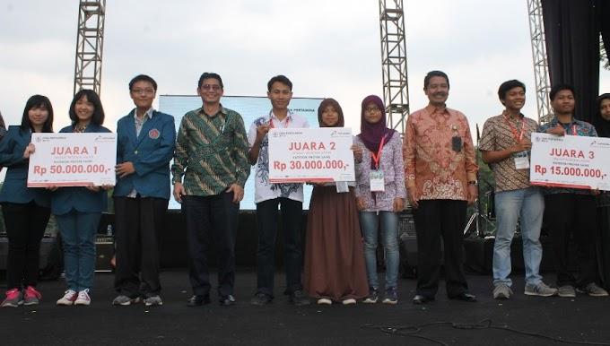 Juara OSN Pertamina 2015 Raih Bea Siswa Jutaan Rupiah