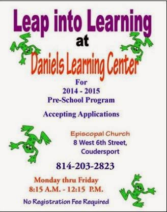 Leap Into Learning Registration