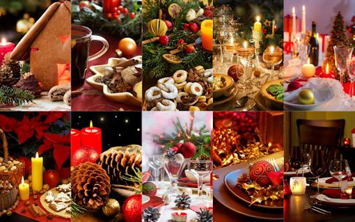 Cena de nochebuena navidad noche vieja y a o nuevo 10 - Cena para noche vieja ...