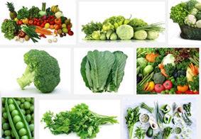 gambar sayuran sehat