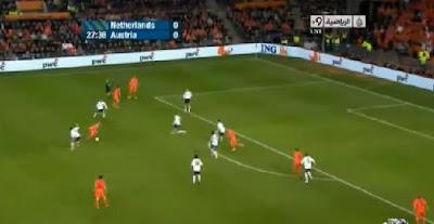 golazo de wesley sneijder holanda