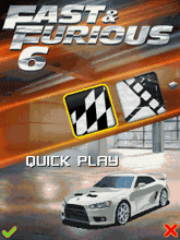 Tải game đua xe Fast and Furious 6 1