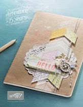 Stampin Up! Spring Catalogue