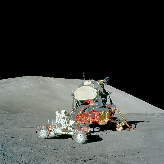 Módulo lunar Challenger