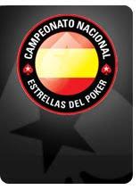 Campeonato Nacional PokerStars estrellas del poker