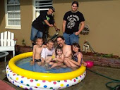 Redneck Pool Party!