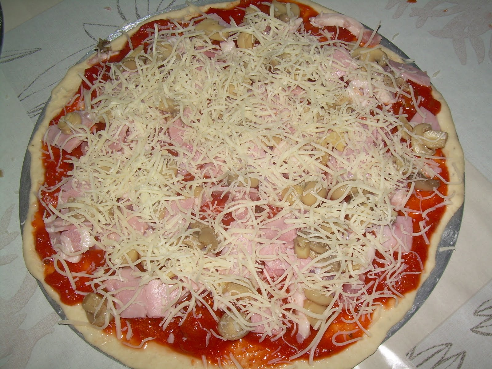 caliethancuisine pate a pizza