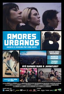Filme Poster Amores Urbanos