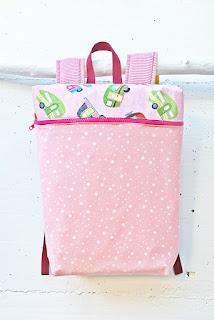 mochila colegio para niño y niña ukelele