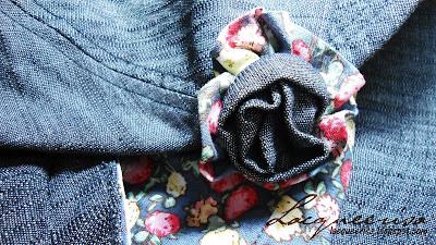 NOTD - Jeans of Vintage Florals