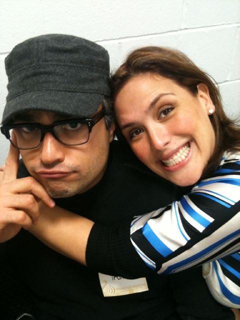 Jaime Camil: @angelicavale y @jaimecamil [fotos]