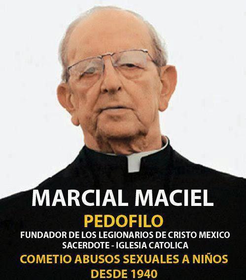 Resultado de imagem para João Paulo II e Maciel