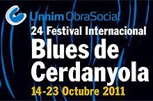 Todo a punto para el Cerdanyola Blues Festival