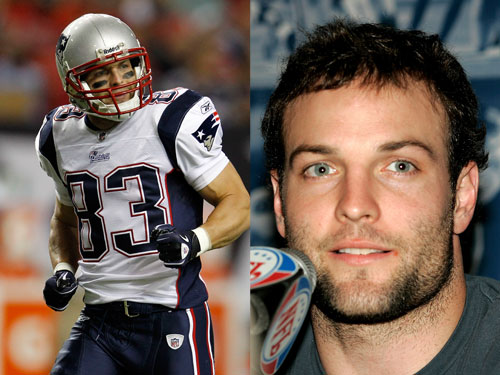 Hot nfl football players
