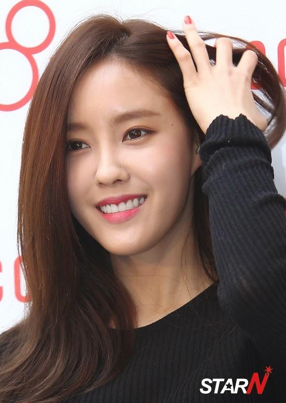 Hyomin T-ara 8ight Seconds Beauty