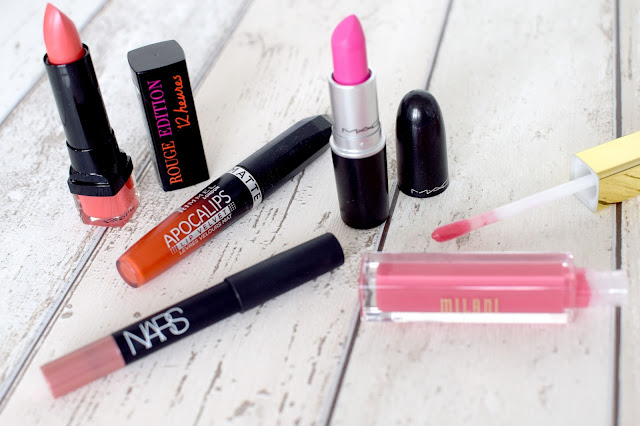 Top 5 Summer Lip Products