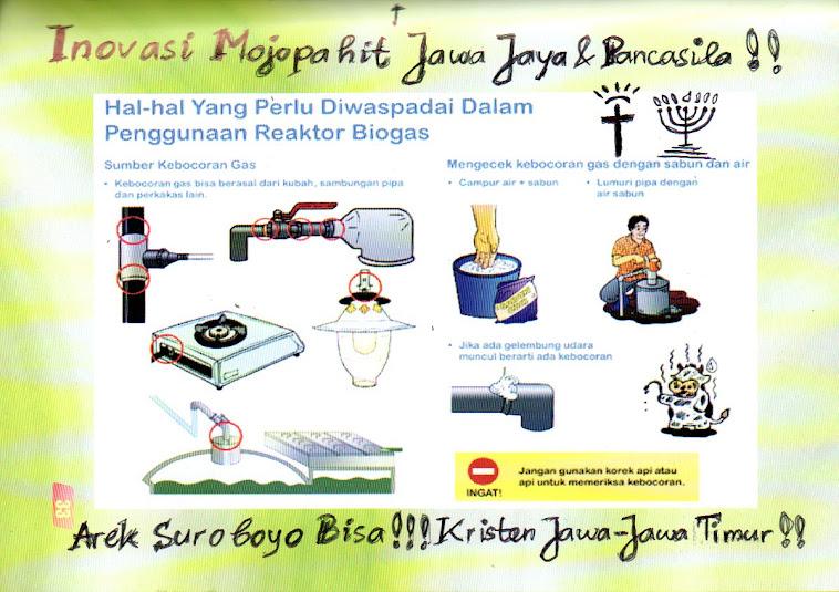 Tips & Inovasi JAWA dari Surabaya Jawa Timur dan Mojopahit yang Pancasilais...!!!