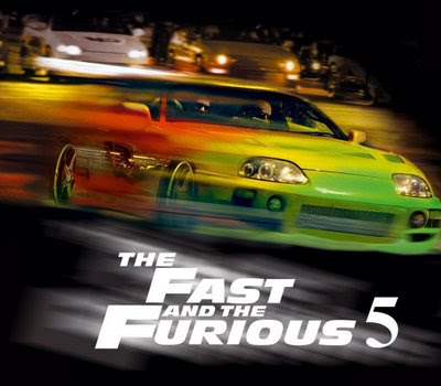 Fast Five (Fast and Furious 5) [2011 PAL DVD][En.De.Tr Multisubs
