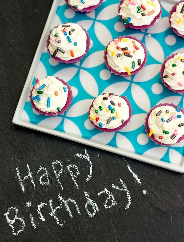 Ericas Sweet Tooth Birthday Cake Jello Shots
