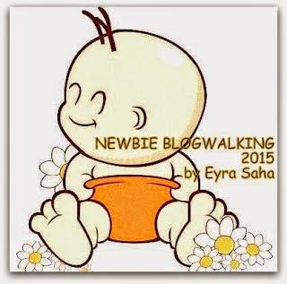 http://eyrasaharuddin.blogspot.com/2015/05/newbie-blogwalking-2015-by-eyra-saha.html