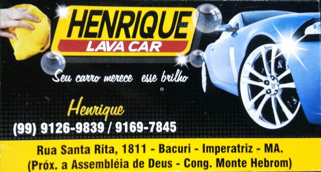 HENRIQUE LAVA CAR