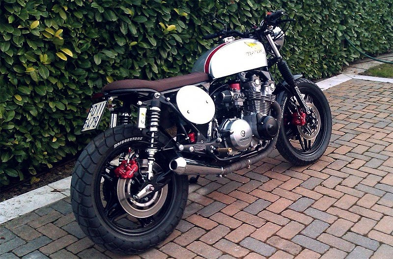 Honda Cb750 Scrambler Way2speed