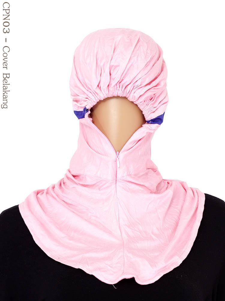 Ciput Ninja Jepit Cpn03 Busana Muslim Murah Terbaru