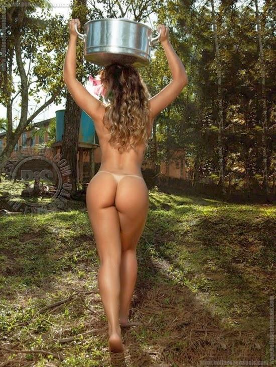 Sexy da Carol Dias - Flavia Monti  - Gaby Souza - 215