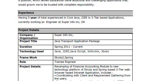 Fresh Jobs And Free Resume Samples For Jobs