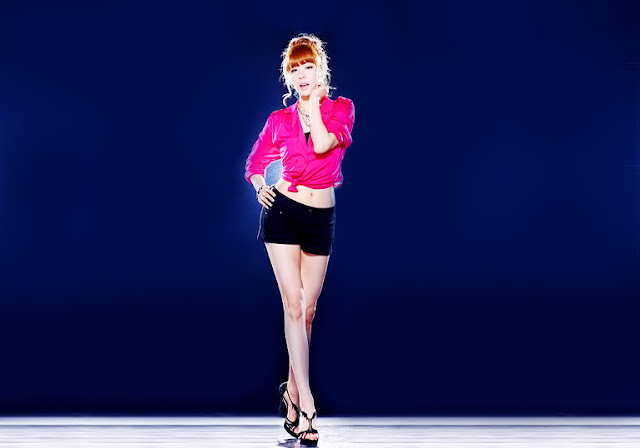 [PICTURE] Tiffany for Yakult Korea Photo Update
