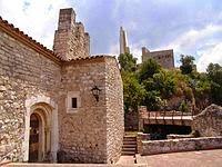Santuario de la Virgen de la Fuensanta.