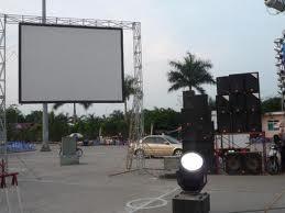 Tổ chức sự kiện Trần Gia- Cho thuê màn chiếu, máy chiếu
