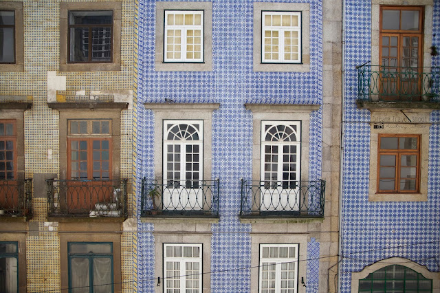 Weekend ; Porto ; portugal ; azulejos