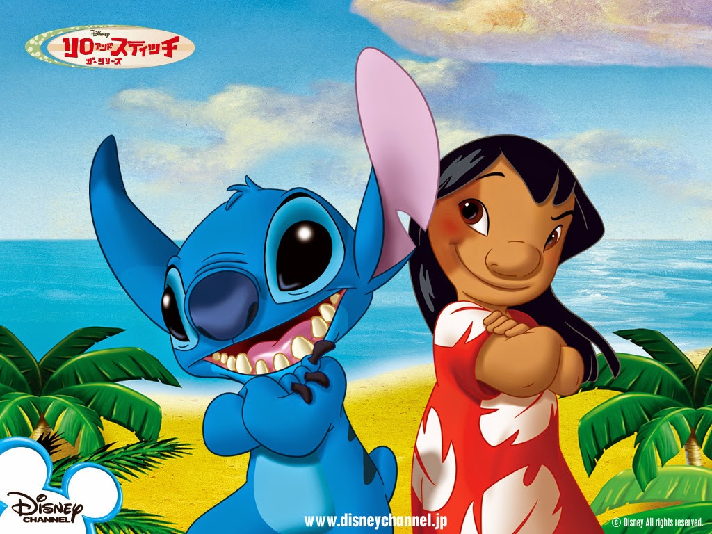 This is a picture of Wild Lilo and Stitch Pictures