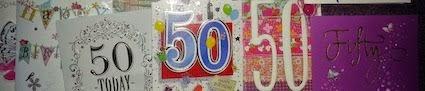 50 is fun