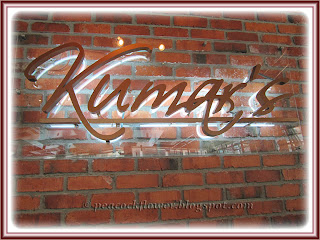 Signage inside Kumar's Curry Fish Head Restaurant, Oasis Ara Damansara, PJ